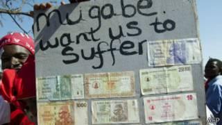 Sarafu ya Zimbabwe