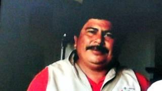 Gregorio Jiménez, periodista asesinado en Veracruz, México. Foto: Red de Periodistas de a Pie