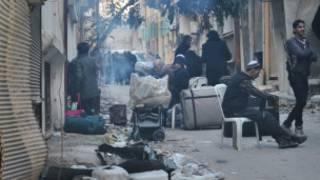 Rikici a kasar Syria