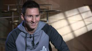 Lionel Messi. Foto: BBC