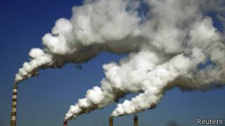 China contaminacion