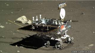 चीन का चंद्रयान जेड रैबिट