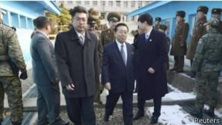 وصل وزير الخارجية الأمريكي جون كيري إلى العاصمة الكورية الجنوبية سول.