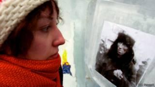 Выставка о блокаде Ленинграда