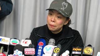 李慧玲向香港媒體記者講述被解聘經過(13/2/2014)