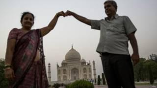 ताज महल, आगरा