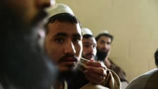 अफ़ग़ान क़ैदी