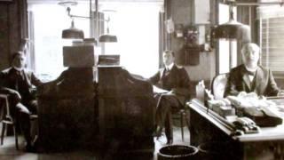 Empresarios de la textil Jansen y Tilanus