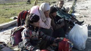 सीरियाई शरणार्थी