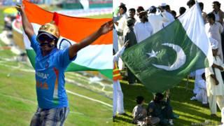 भारत पाकिस्तान के समर्थक