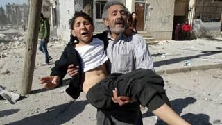 Сирия, конфликт