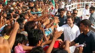 राजस्थान कांग्रेस, राहुल गांधी