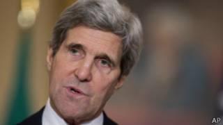 Ngoại trưởng John Kerry