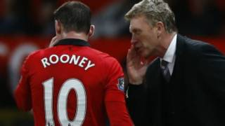 Rooney dan Moyes