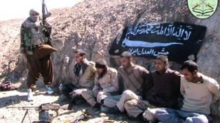 مرزبانان اسیر ایران