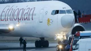 Máy bay hàng không Ethiopia