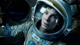 太空災難為題材的美國3D電影《地心引力》贏得包括最佳導演獎在內的六項大獎。