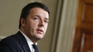 Matteo Renzi, novo primeiro-ministro da Itália | Crédito: Reuters