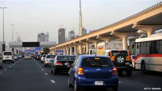 दुबई कार