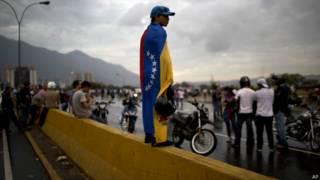 Protestos na Venezuela | Foto: Reuters