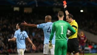 Manchester City-Barcelona maçının hakemi Jonas Eriksson