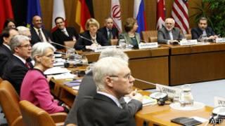 مذاکرات ایران و قدرتهای جهانی