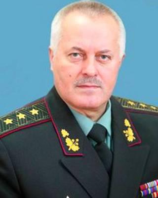 कर्नल जनरल वोलोडिमिर ज़माना
