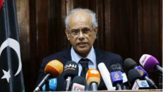 وزير العدالة الليبي