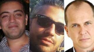 मिस्र में अल-जज़ीरा के पत्रकारों पर मुक़दमा