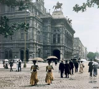 Вена, 1914