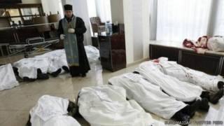 Убитые и раненые - жертвы власти, говорит Олег Махницкий