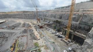 Construção de Belo Monte