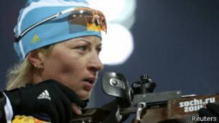 Валя Семеренко - одна з чотирьох призерок