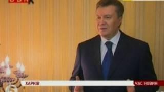 Shugaban Ukraine Viktor Yanukovych