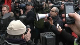 Кернес скритикував Віктора Януковича після його усунення з посади президента