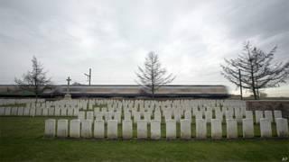 विश्वयुद्ध के कब्रिस्तान