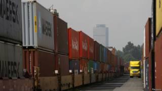 Transporte de cargas no México (Reuters)