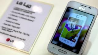 Teléfono LG L40