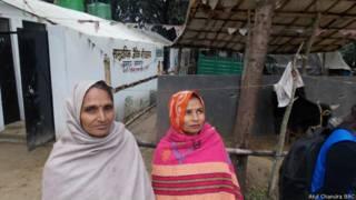 लखनऊ के पास एक गांव की महिलाओं ने अपने लिए संघर्ष कर शौचालय बनवा लिया