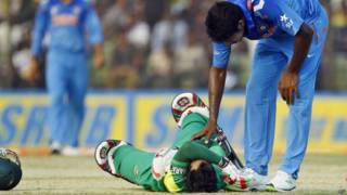 बीमर से घायल हुए बांग्लादेश के कप्तान मुश्फिकुर रहमान