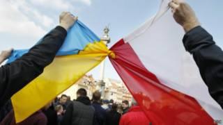 Польша поддерживает европейское направление развития Украины