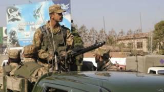 पाकिस्तान सेना (फ़ाइल)