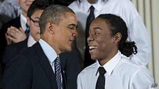 बाराक ओबामा