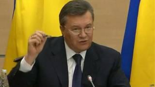 Viktor Yanukovych (AFP)