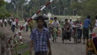 Alummar yankin Rakhine