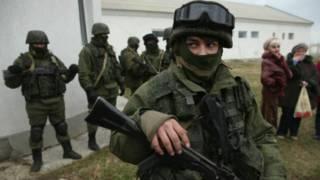 乌克兰军事总动员