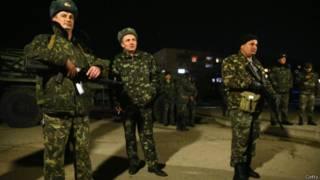 यूक्रेन, सैनिक