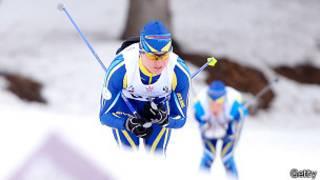 Украинские паралимпийцы тренируются в Сочи