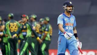 भारत-पाकिस्तान क्रिकेट मैच, दो मार्च 2014
