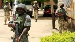 Abasirikare ba Nigeria